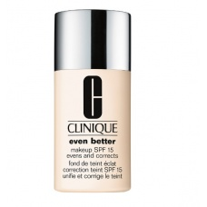 Clinique Even Better Foundation SPF 15 CN 0.75 Custard