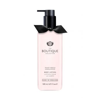 The Boutique Collection The Boutique Collection Velvet Rose & Sandalwood Body Lotion