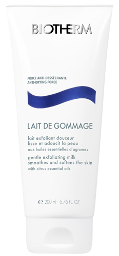Biotherm Lait Corporel Lait de Gommage Gentle Exfoliating Milk Smoothes and Softens the Skin Scrub 2