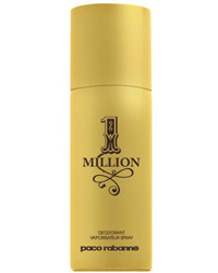 Paco Rabanne One Million Deodorant Deospray Man 150ml