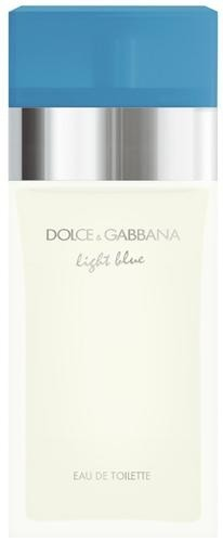 Dolce and Gabbana Light Blue Eau De Toilette Vapo Vrouw 50ml