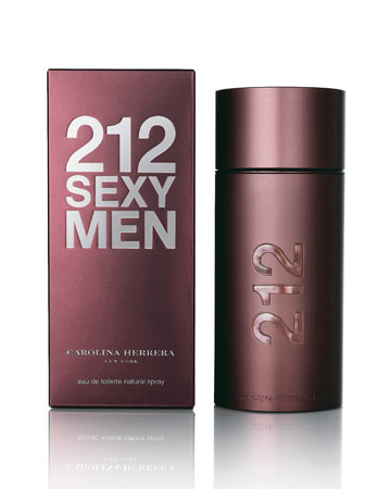 Carolina Herrera 212 Sexy Men Eau de Toilette (EdT)