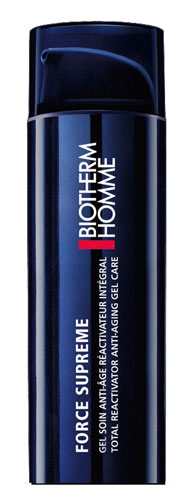 Biotherm Force Supreme Total Reactivator Anti-Aging Gel Care Gezichtsgel 50 ml