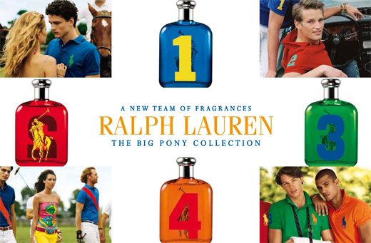 Ralph Lauren Big Pony Eau de Toilette
