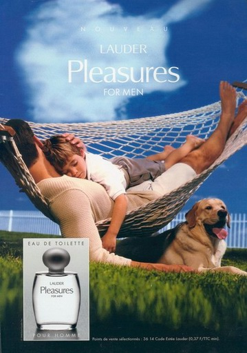 Estee lauder Pleasures Men Eau de Cologne