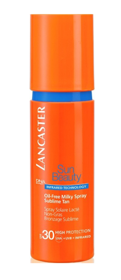 LANCASTER Zonnespray Sun Beauty Oil-Free Spray
