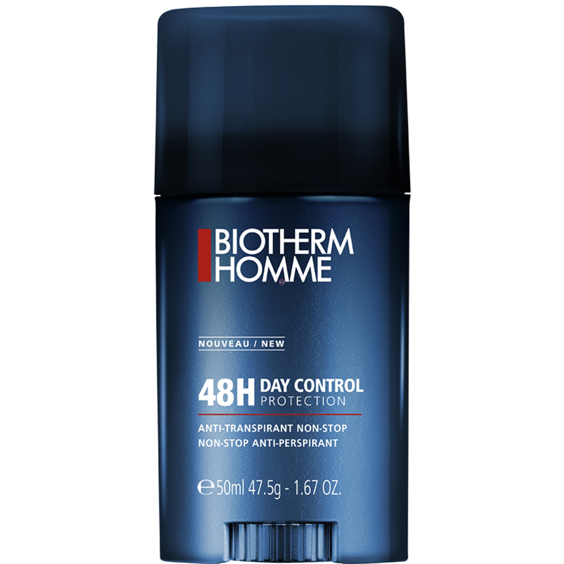 Biotherm Day Control Anti-Perspirant Stick With Multi Active Mineral Complex Deodorant Stick Alcohol