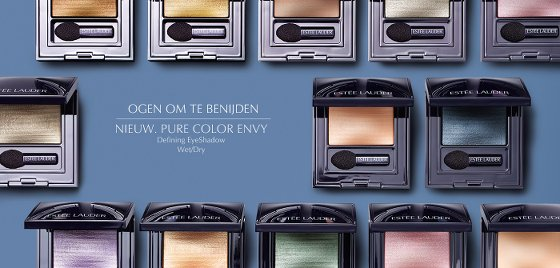 Pure Color Envy Eye Shadow 20 Kleuren