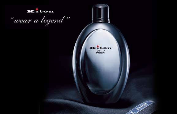 Kiton Black Wear a Legend Parfum