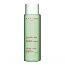 Clarins Lotion Tonique Peaux Mixtes ou Grasses - Toning Lotion Combi or Oily Skin