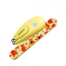 TWEEZERMAN BABY NAIL CLIPPER FILE