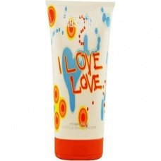 MOSCHINO I LOVE LOVE SHOWER GEL