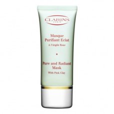 Clarins Masque Purifiant Eclat - Pure and Radiant Mask Pink Clay