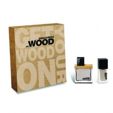 Dsquared² He Wood Eau de Toilette set