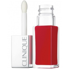 Clinique Lipgloss Pop Lacquer · 02 Lava · Lip Colour + Primer