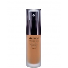 Shiseido Synchro Skin Lasting · 04 Golden · Liquid Foundation SPF20