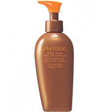 Shiseido Quick Self Tanning Gel Face & Body