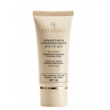 Collistar 02 Sand Silk effect supermoisturizing foundation