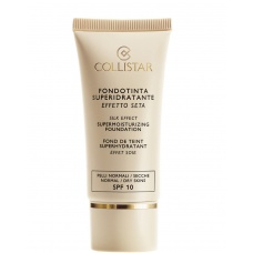 Collistar 03 Peach Silk effect supermoisturizing foundation