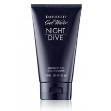 Davidoff Cool Water Night Dive Shower Gel