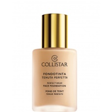 Collistar 04 Biscuit Perfect Wear Foundation