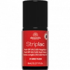 Alessandro StripLac 31 Girly Flush Peel-Off UV- / LED-nagellak