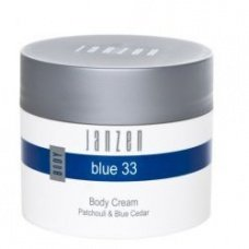 Janzen Blue 33 Body Cream
