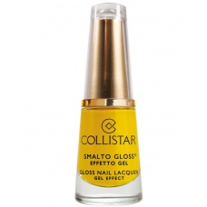 Collistar 538 Yellow Challenge Gloss Nail Lacquer met Gel Effect