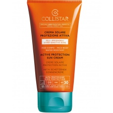 Collistar Active Protection Sun Cream Face-Body SPF50+