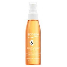 Biotherm Soleil Huile Spf 6 Solaire Zonneolie