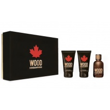 Dsquaredz wood Eau De Toilette set