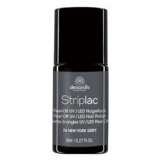 Alessandro StripLac 76 New York Grey Led Nagellak