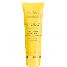 Collistar Mattifying Sorbet Cream