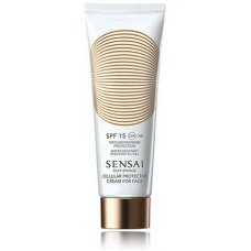 Sensai Silky Bronze Spf15 Cellulair Protective Cream Face