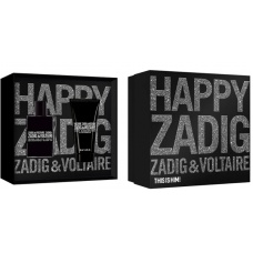 Zadig & Voltaire This Is Him Eau De Toilette Set