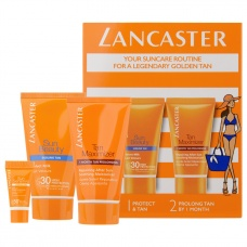 Lancaster Sun Beauty Set Milk SPF 30