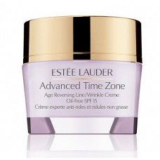 Estee Lauder Advanced Time Zone Oil Free SPF15 Wrinkle Creme - Normal en Gecomineerde Huid