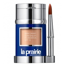 La Prairie Skin Caviar - Honey Beige Concealer Foundation SPF15  Sunscreen