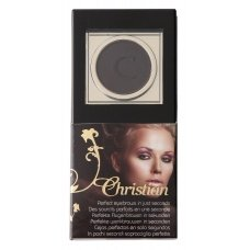 Christian Black Semi Permanente Wenkbrauw Make Up
