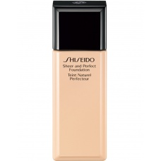 Shiseido Sheer and Perfect Foundation WB40