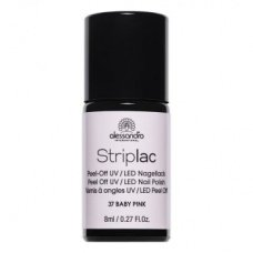 Alessandro StripLac 37 Baby Pink Led Nagellak