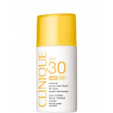 Clinique Mineral Sunscreen SPF 30 Fluid For Face