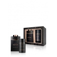 Bvlgari Man In Black Eau De Parfum Set