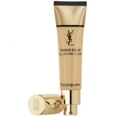 Yves Saint Laurent Touche Eclat All In One Glow Foundation BD40 Warm Sand