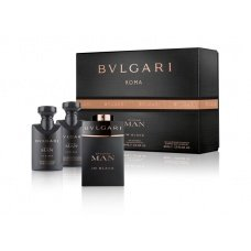 Bvlgari Man in Black Parfum 60ml Cadeauset