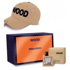 Dsquared2 She Wood Parfum 50ml Cadeauset