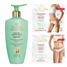 Collistar Anti-Cellulite Cryo-Gel  + Gratis Patch Treatment Abdomen And Hips + Patch Treatment Critical Area