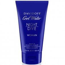 Davidoff Cool Water Night Woman Dive Shower Gel