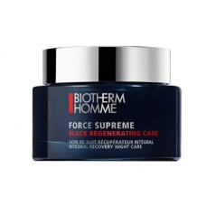 Biotherm Homme Force Supreme Black Regenerating Care Masker