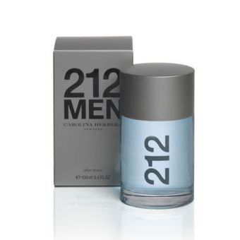 Carolina Herrera Carolina Herrera 212 Men After Shave